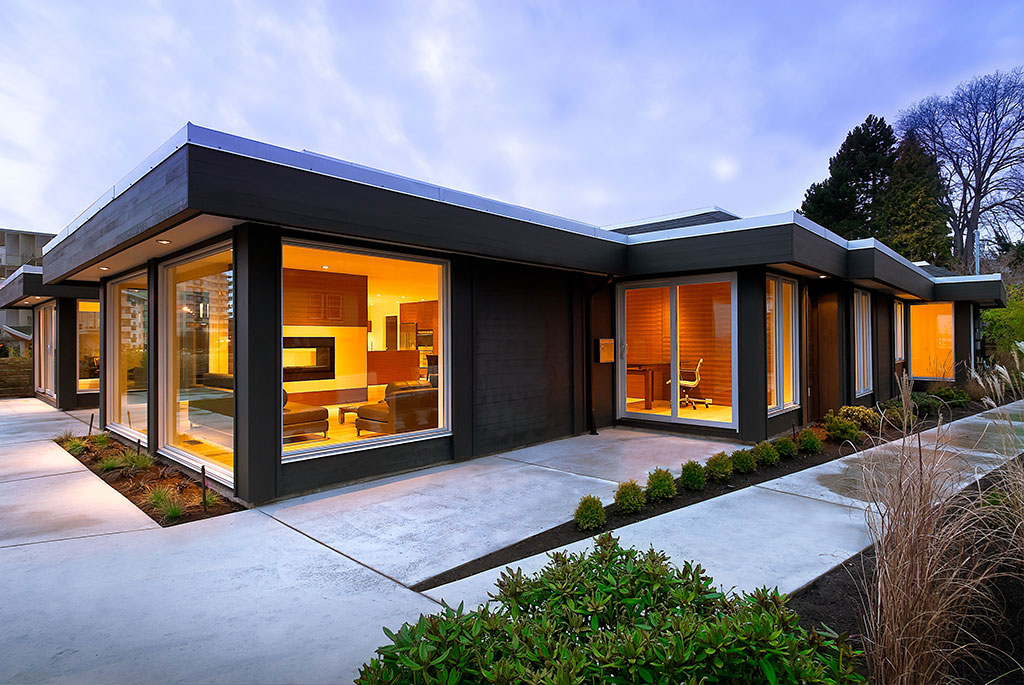 3 Dramatic Exteriors: Before And After