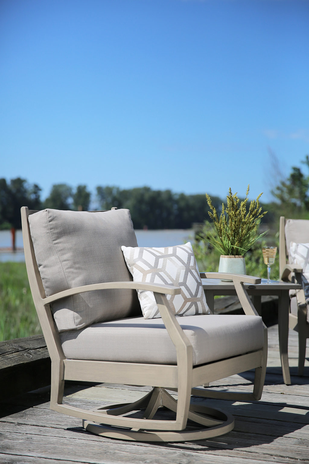 Wellington patio furniture collection from ratana for Furniture wellington