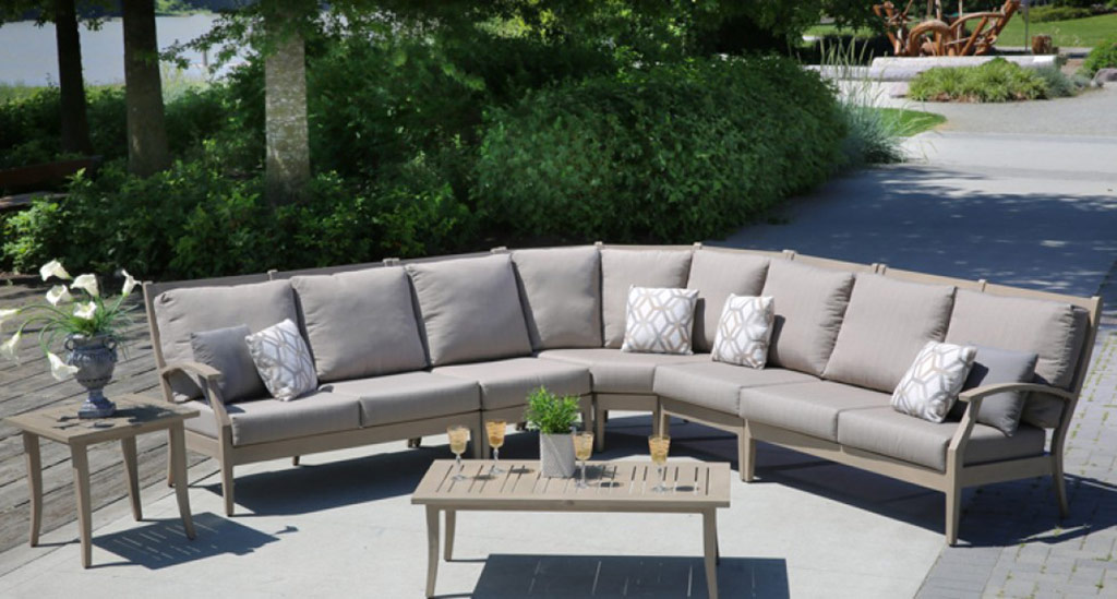 Wellington patio furniture collection from ratana Ratana outdoor furniture
