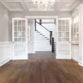 Millwork Adds Architectural Detail to Uplands Manse